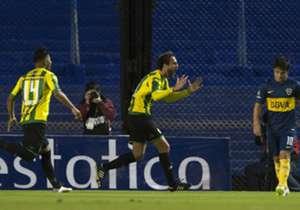Aldosivi de Mar del Plata fue el último en sacudir la estabilidad del club xeneize. Tras quedar escandalosamente afuera de la Copa Libertadores ante River, que le había sacado el invicto que tenía en el año, el Tiburón se encargó de profundizar más la ...