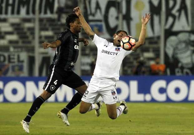 Botafogo se burló de Colo Colo luego de eliminarlo de la Copa Libertadores
