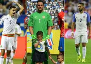 Te presentamos la oncena ideal con los futbolistas que destacaron en la cuarta fecha del Hexagonal Final