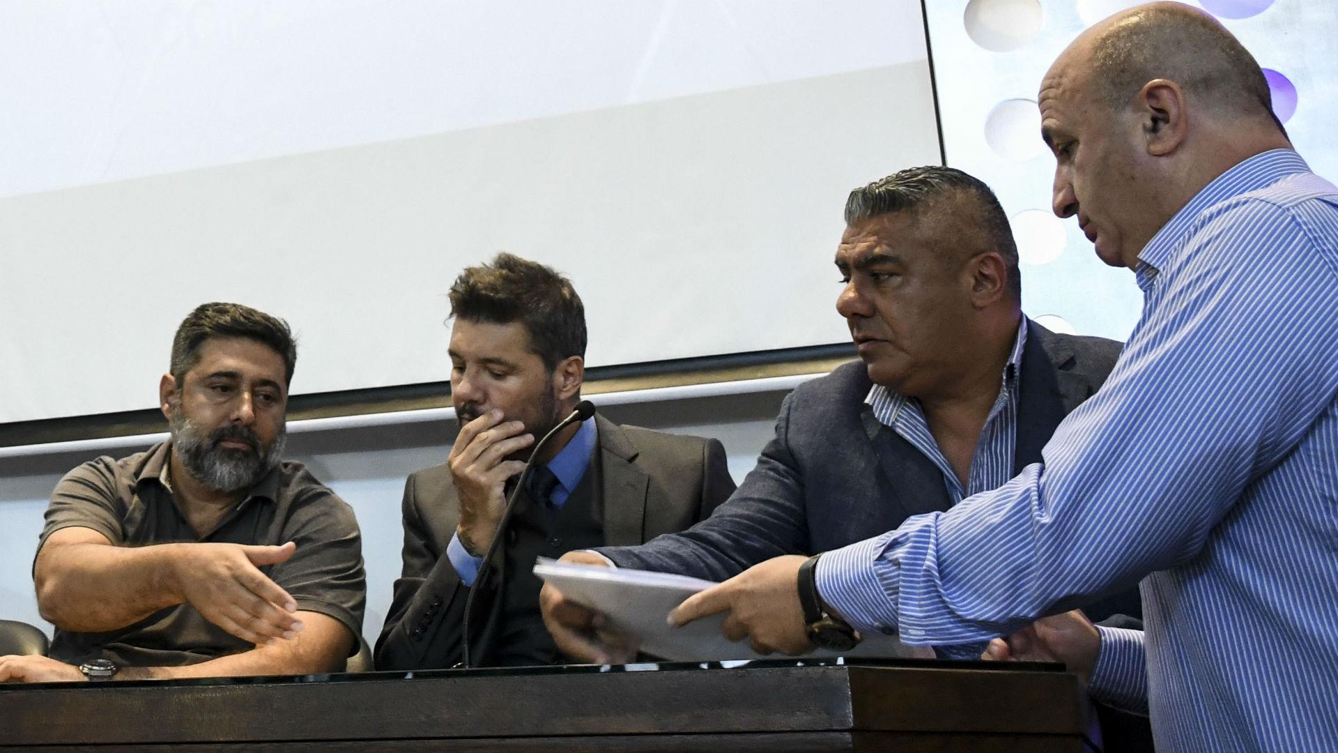 Reunion AFA Derechos TV