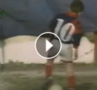 VÍDEO | La magia de Lionel Messi a los ocho años en Argentina