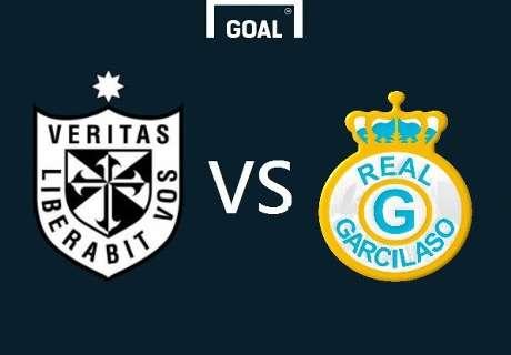 Perú: San Martín 0-2 Real Garcilaso