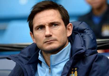 Lampard eyes MLS clash with Gerrard
