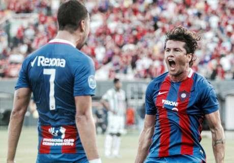 Debut con gol para Haedo Valdez