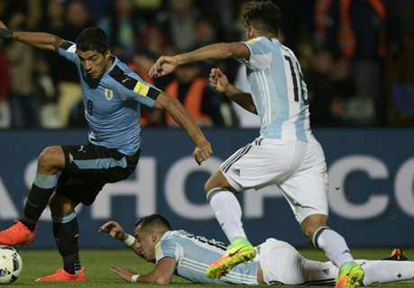 Could Argentina & Uruguay host the WC?