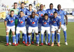 Millonarios defeats Barcelona in Florida Cup action.