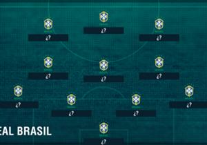 Hicimos un repaso por toda la historia futbolística de Brasil y elegimos a los once mejores jugadores. ¿Qué te parece?
