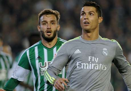 Real Madrid se aleja
