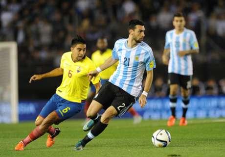 EN VIVO: Argentina 0-0 Ecuador