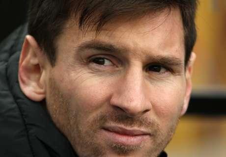 Messi :