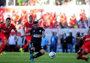 Independiente - Racing. Final Liguilla Pre-Libertadores - Partido de ida.