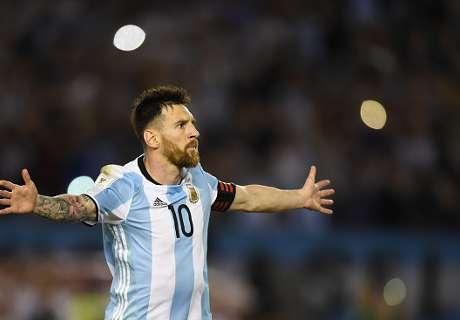 Penalti Messi Antar Argentina Bekuk Cile