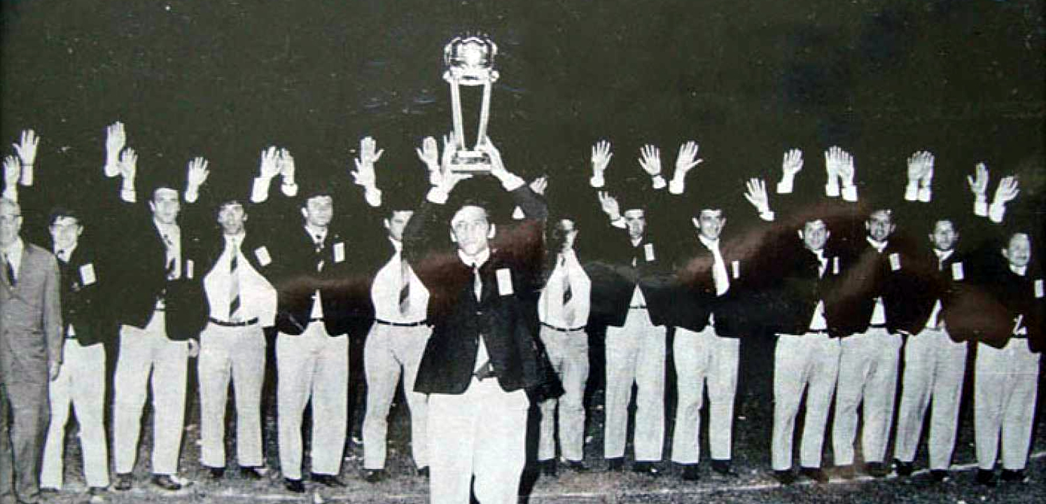 Racing Campeon Copa Intercontinental 1967