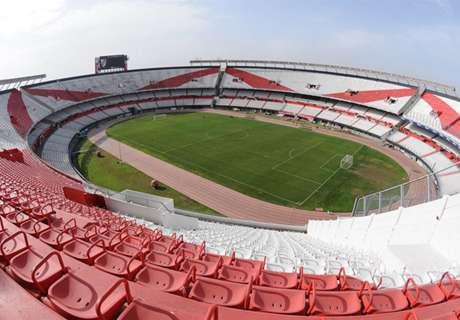 CONFIRMADO: Argentina-Chile, en River