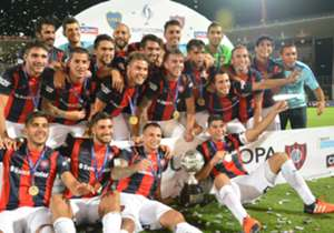 Boca 0-4 San Lorenzo | Supercopa Argentina | Mario Alberto Kempes
