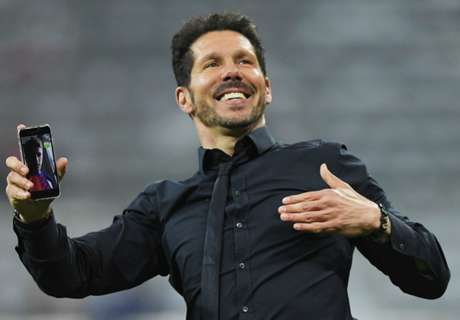 Simeone: Mi objetivo es dirigir a Argentina
