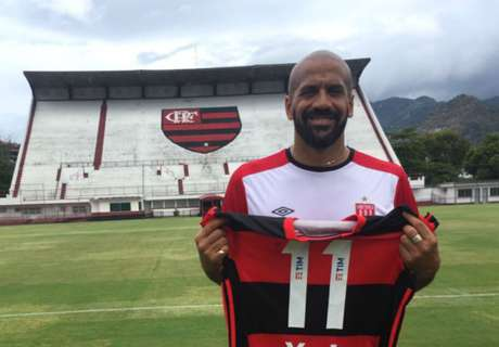 El regalo de Flamengo a Verón