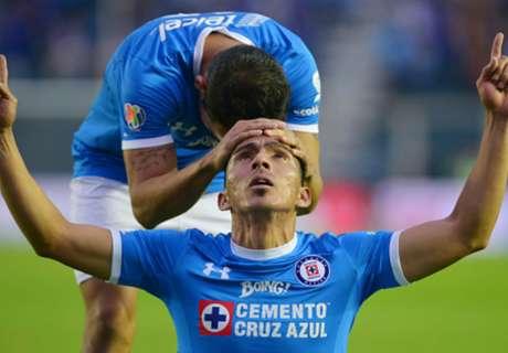 Ángel Mena dejaría Cruz Azul