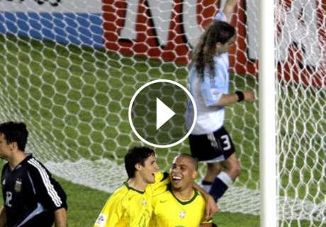 El día que Brasil gritó un gol argentino
