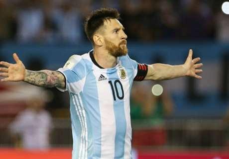 Maradona comprend la suspension de Messi