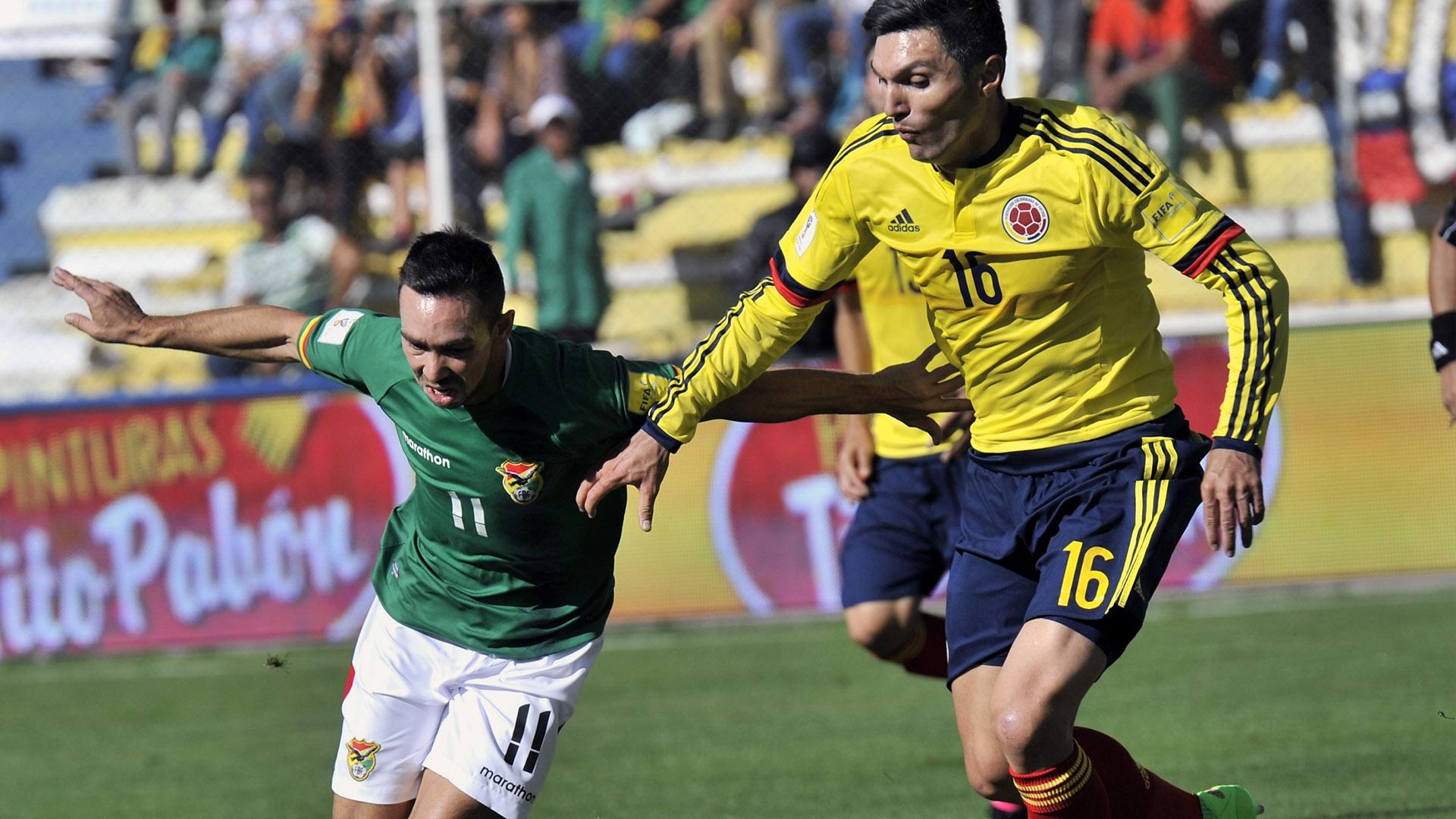 Bolivia dice que Fifa restituyo los puntos que le quito