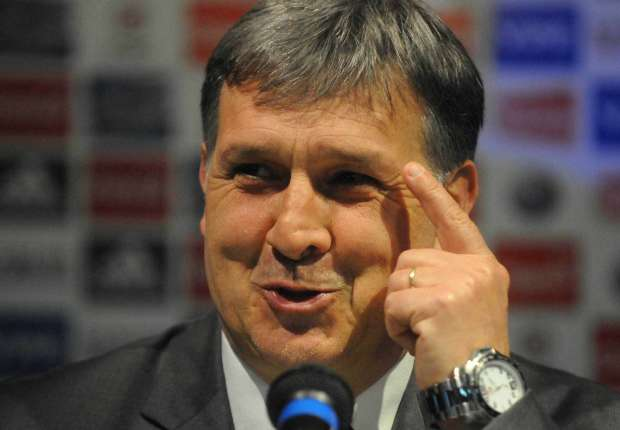 Martino: I'm proud to be Argentina coach