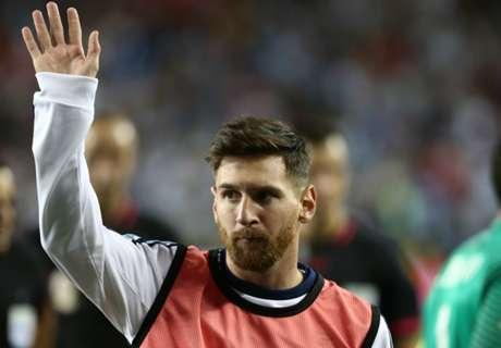 Messi Pasti Akan Pulang Ke Newell's Old Boys