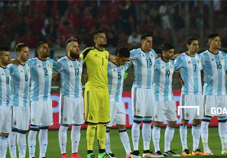 CA2016: cuándo juega Argentina