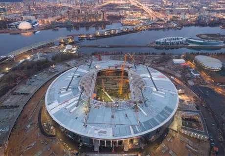 Inilah Stadion & Jadwal Pertandingan Piala Konfederasi 2017