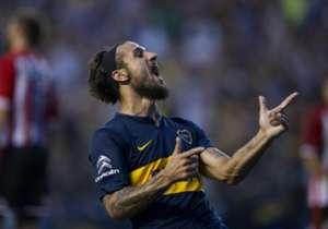 Osvaldo lleva 6 goles con Boca.