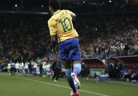 Brasil se clasificó a Rusia