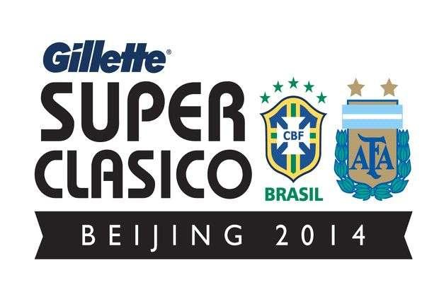 Oficial: Brasil enfrentará Argentina em amistoso na China