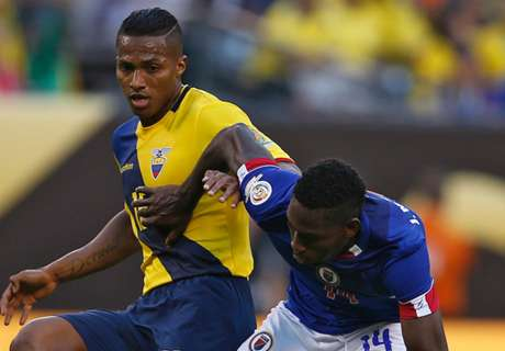 RATINGS: Ecuador 4-0 Haiti
