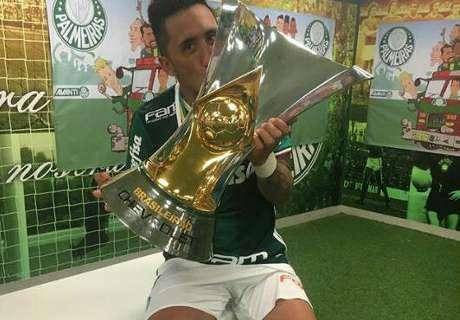Grêmio confirma acordo com Barrios