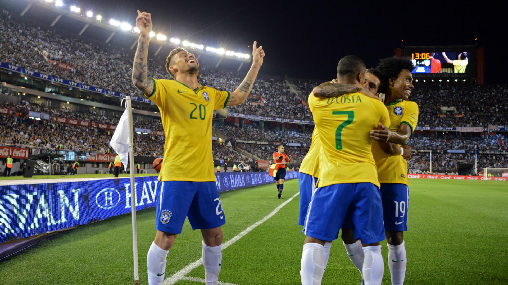 Argentina Vs Brasil: Brazil's World Cup Qualification