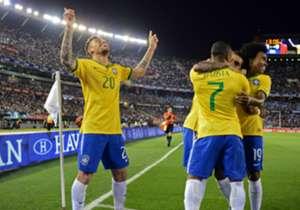 BRASIL: Mismos resultados que Paraguay. A un punto de entrar en los clasificados.