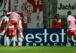 Puch metió el único gol del partido.