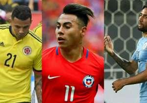 Conoce toda la actividad que tuvieron con sus selecciones los jugadores que militan en la Liga MX.