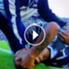 El Pato marcó la segunda anotación de Rayados, pero en la misma jugada se lesionó y terminó abandonando el partido.