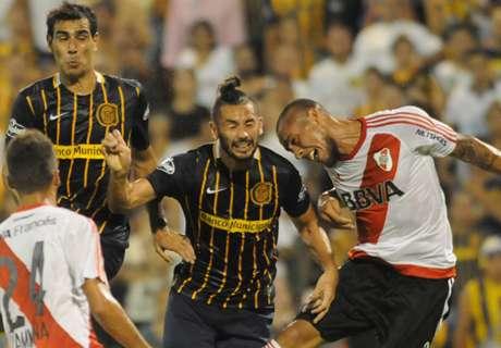 VIDEO - Doelpuntrijk duel River Plate