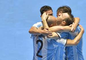 Argentina Rusia Futsal World Cup 01102016