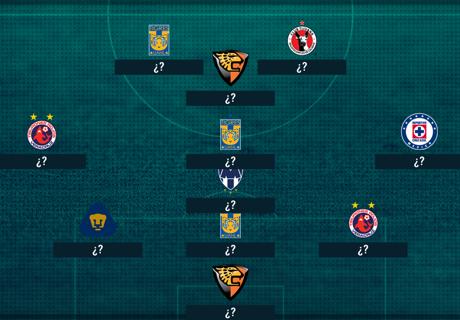 A seleção da rodada do Clausura 2017