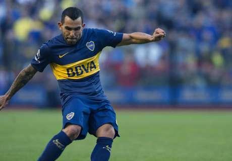 Los otros tiros libres de Tevez