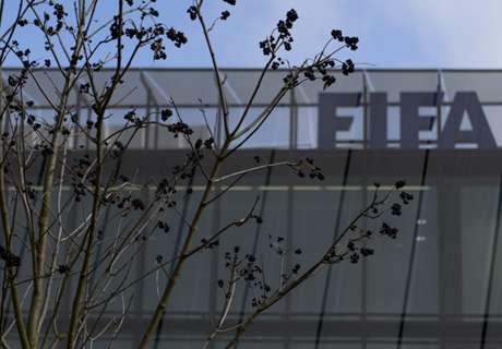 El ranking FIFA en octubre
