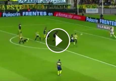 ► Debut y gol para Junior Benítez
