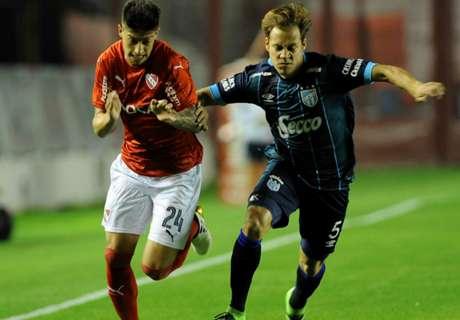EN VIVO: Temperley 0-0 Independiente