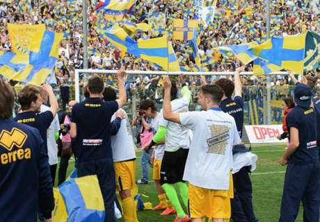 Parma empieza a volver