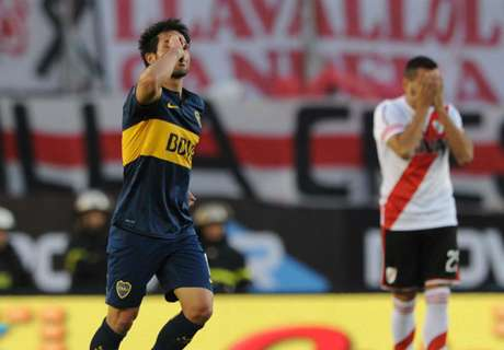 REPORT: River Plate 0-1 Boca Juniors
