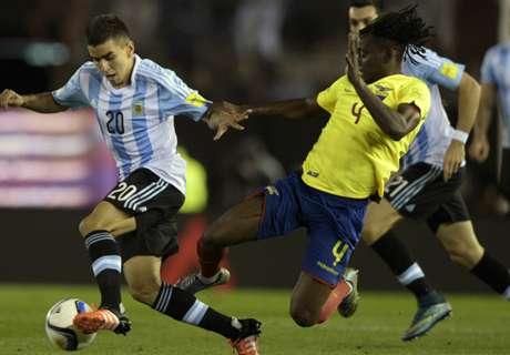 Eliminatorias: Argentina 0-2 Ecuador