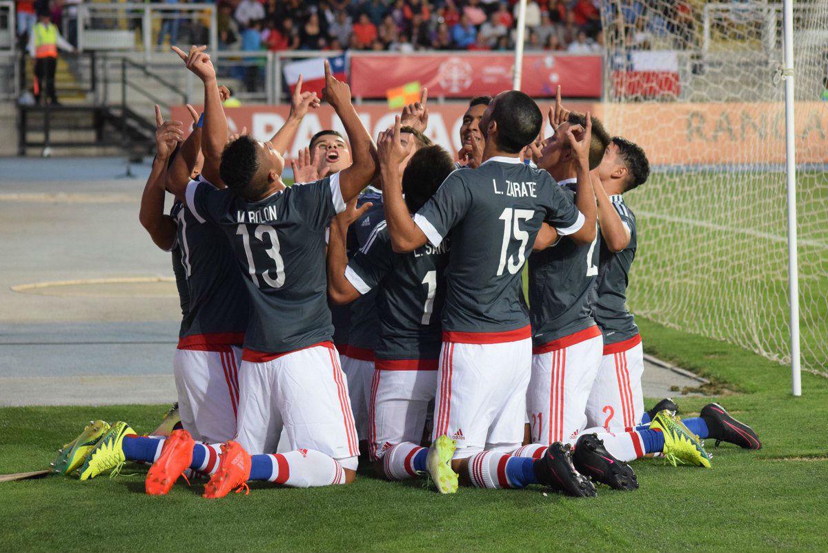 La vinotinto sub-17 irá por su primera victoria del Hexagonal final